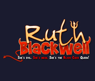 Free RuthBlackwell.com username and password when you join BlacksOnCougars.com